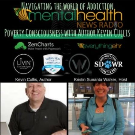 Navigating The World of Addiction: Poverty Consciousness with Author Kevin Cullis