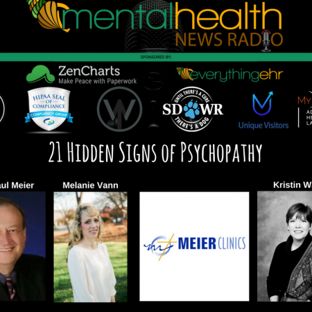 Round Table Discussions with Dr. Paul Meier 21 Hidden Signs of Psychopathy