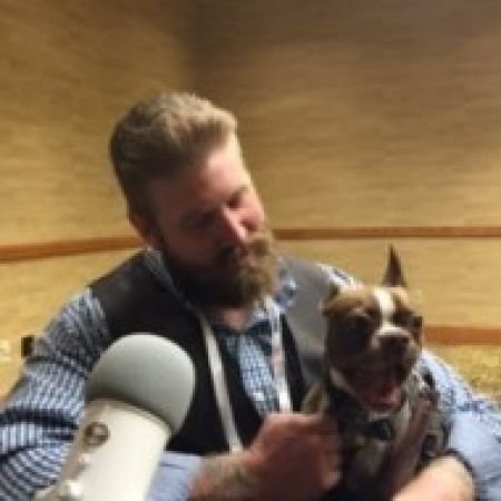 Animal Assisted Therapy Programs: Counselor Jason Davies