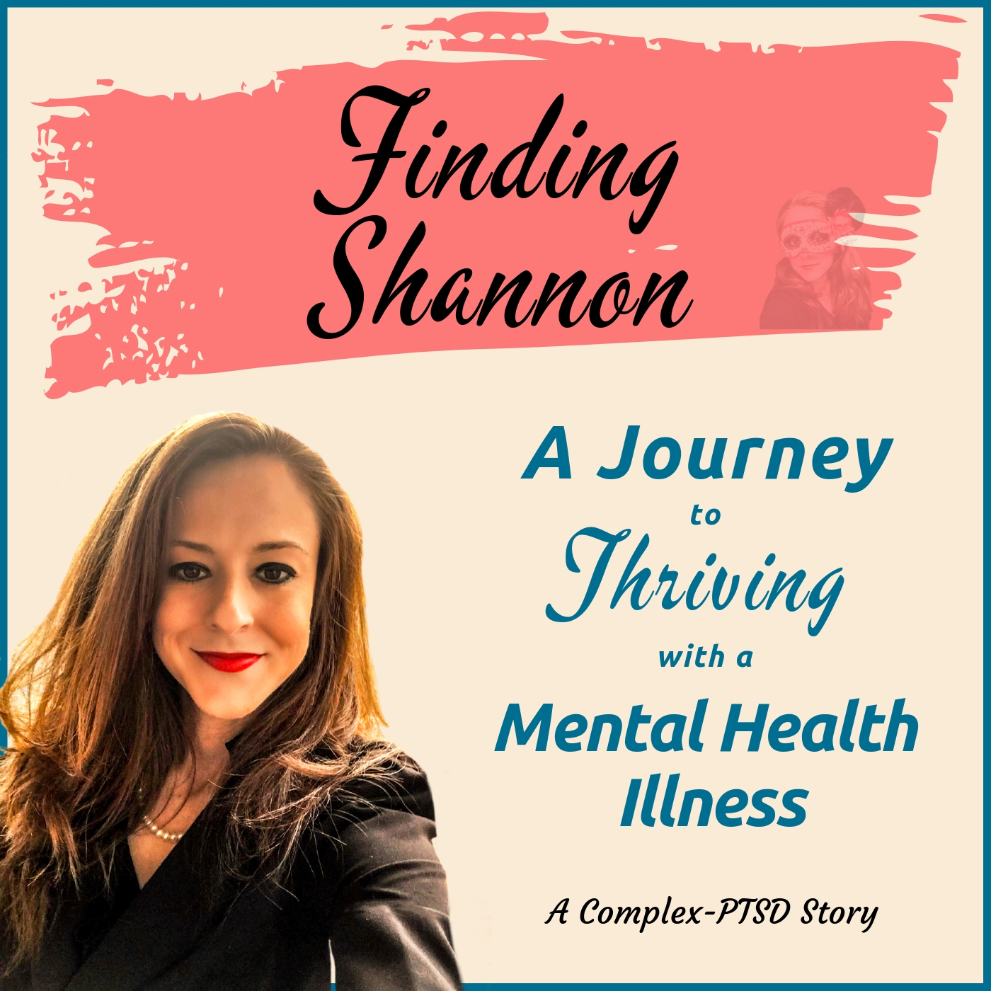 Criminal Defense Attorney Shannon Davis documents her journey with C-PTSD to give other sufferers a voice