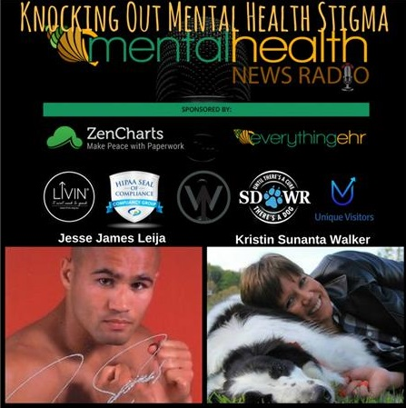 Knocking Out Mental Health Stigma with Jesse James Leija