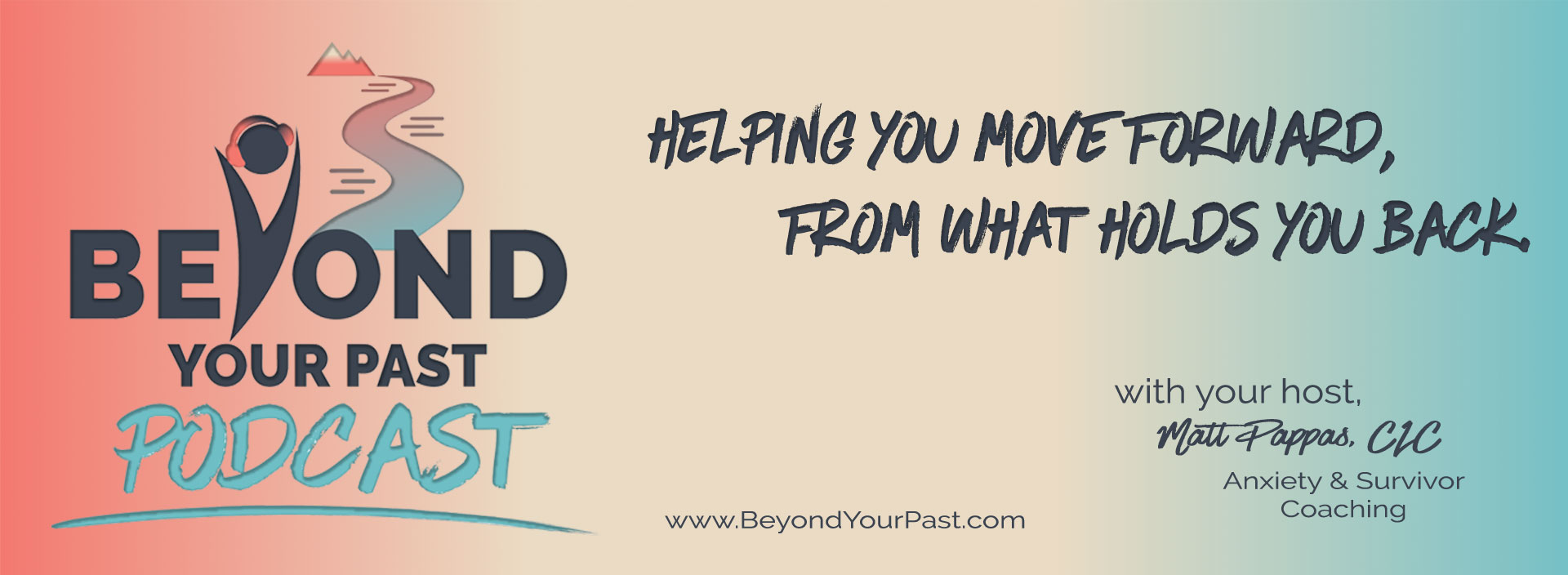Beyond Your Past podcast for trauma survivors gives their struggles a voice