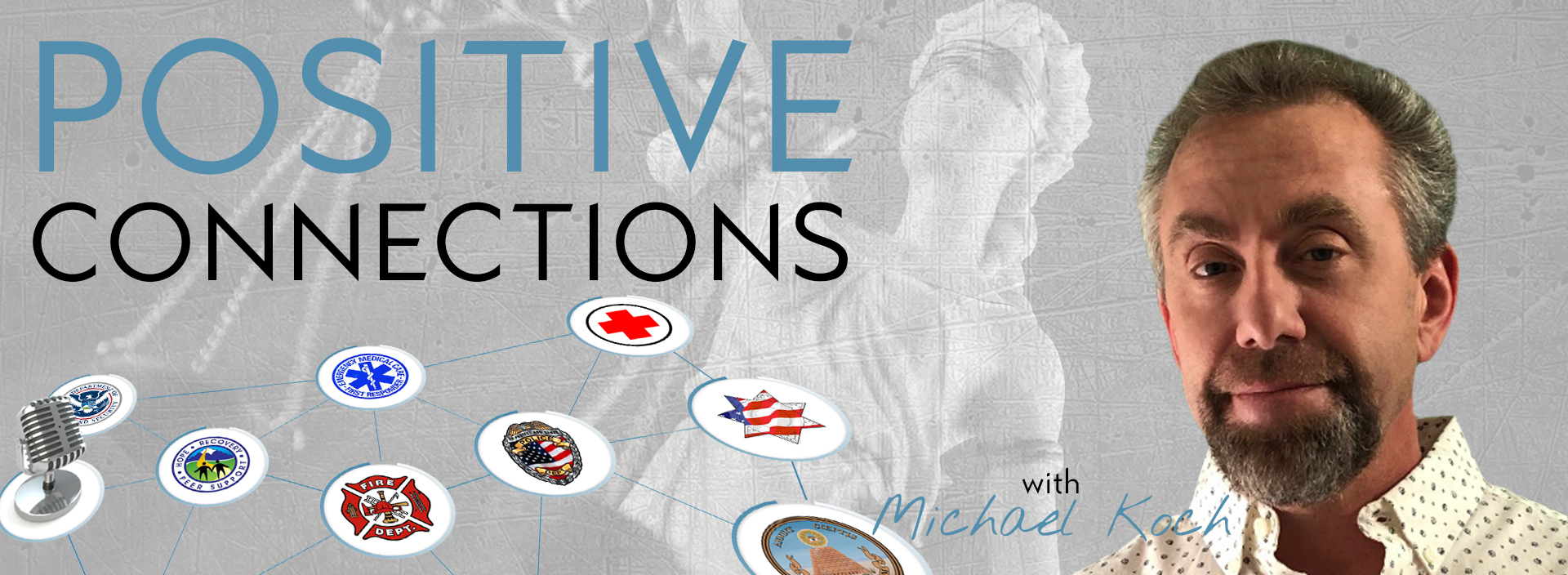 Positive Connections Podcast with Michael Koch