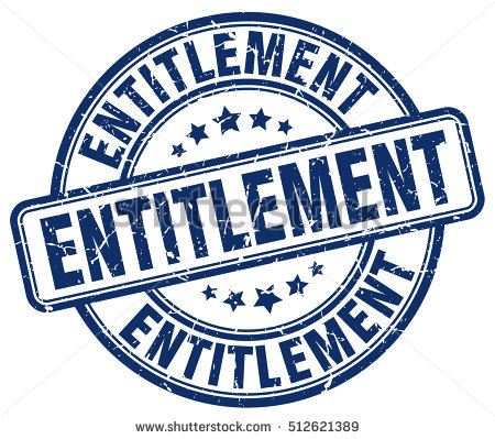 Entitlement- Madonna and the CEO